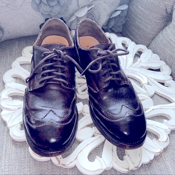 Bed Stu Leather Oxford Shoes Men's 8.5